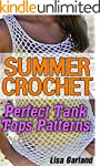 Summer Crochet: Perfect Tank Tops Pat...