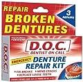 DOC denture repair kit