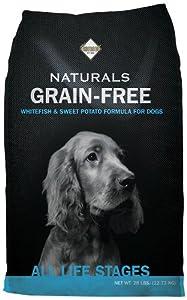 Diamond Grain Free Pet Food, Whitefish and Sweet Potato, 28-Pound