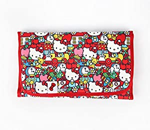 Ju Ju Be Hello Kitty Changing pad Memory Foam by Ju Ju Be