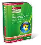Windows Vista Home Premium SP1 アップグレード アカデミック