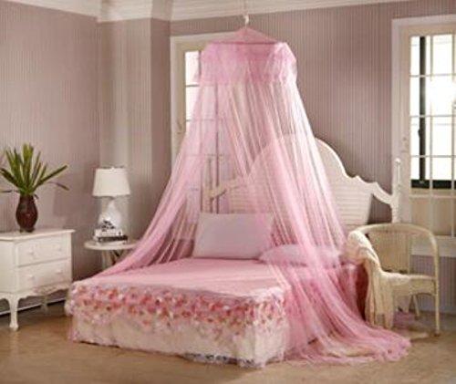 Weltzukaufen-Moskitozelt-Moskitonetz-Moskito-Schutzzelt-fr-1215182m-Bett-Mehrfarbig-652701150cm-Pink