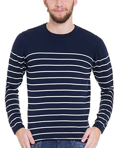 Big Star Pullover [Blu Navy]