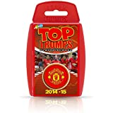Top Trumps - Manchester United FC 2014-15