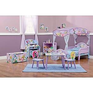 Amazon.com - Disney - Tinkerbell Fairies Room-in-a-Box ...