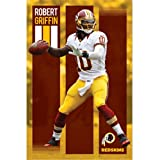 (22x34) Robert Griffin III - Washington Redskins Football Poster