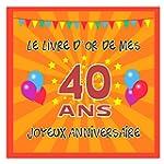 Livre d'or 40 ans - E0830