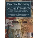 Essential Dictionary of Orchestration: Pocket Size Bookby Dave Black