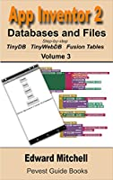 App Inventor 2: Databases and Files Front Cover