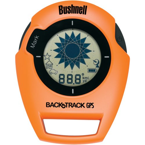 Bushnell 360403 Backtrack G2 (Orange/Black)