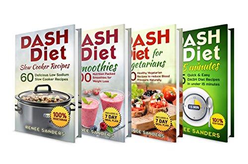 Dash Diet Bundle by Renee Sanders ebook deal
