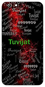 Tuvijat (Lord Indra) Name & Sign Printed All over customize & Personalized!! Protective back cover for your Smart Phone : Samsung Galaxy A-7