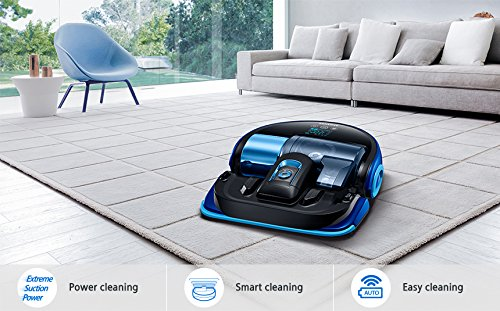 Smart Robot Vacuum back-114990