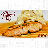 $100 Ruffino's Only Gift Card