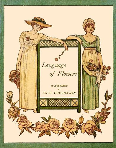 Kate Greenaway - Language of Flowers (English Edition)