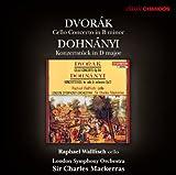 Dvorak/ Dohnanyi: Cello Concerto/ Konzertstuck (Chandos: CHAN 10715 X)