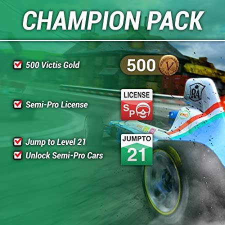 Champion Pack: Victory: The Age of Racing [Game Connect]