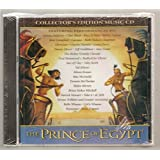 The Prince of Egypt : Collector's Edition Music CD (UK Import) [Audio CD]