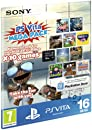 Sony PlayStation Vita 10 Game Mega Pack on 16GB Memory Card (PlayStation Vita)