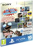Sony PlayStation Vita 10 Game Mega Pa...