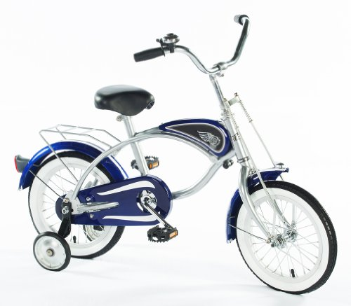 14 Morgan Cruiser Bicycle Blue