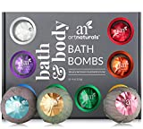 ArtNaturals Bath Bomb Gift Set – (12 x 4 Oz / 113g) – Handmade Essential Oil Spa Bomb Fizzies – For Relaxation, Moisturizing and Fun for All Ages