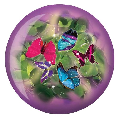 Buy Brunswick Butterflies Glow Viz-a-Ball
