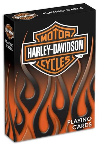 Bicycle Harley Davidson Playing Cards
