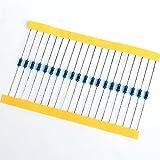 Bei wang Total 400pcs 1/4W 1% 20 Kinds Metal Film Resistor