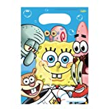 SpongeBob SquarePants: 6 Party Loot Bags