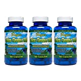 Super Colon Cleanse 1800 Max Strength Weight Loss Detox *All Natural with Acai Fruit and Fennel Seeds* #1 Most Effective | 3 Pack Supply