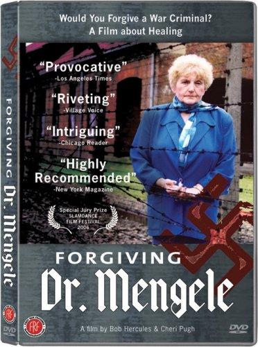 Forgiving Dr. Mengele (DVD, englisch)