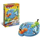 Hasbro B1001100 - Hippo Flip Kompakt - Reisespiel - Edition 2015