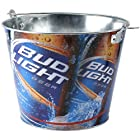 Bud Light Full Color Metal Beer Bucket Reviews