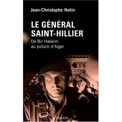 Général Hillier de JC Notin