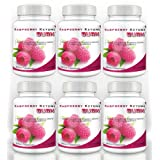 Raspberry Ketone Burn (6 Bottles) - Highly Concentrated Raspberry Ketones Fat Burning Supplement. The Top Rated New All Natural Weight Loss Diet Formula. 500mg ~ Raspberry Ketone Burn