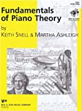 Fundamentals of Piano Theory Level Nine (Neil A Kjos Piano Library) (Neil A Kjos Piano Library)