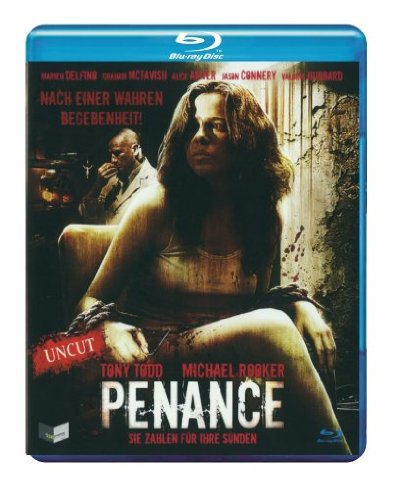 Penance - Uncut [Blu-ray]
