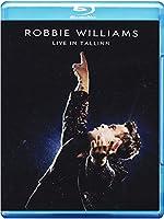 robbie williams - live in tallin blu_ray Italian Import