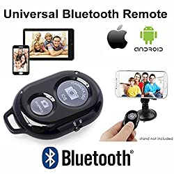 Smartphone - Cell Phone Bluetooth Remote Control - iOS, Android - Wireless Universal Camera Shutter (Create Great Photo's and Video's) by DaVoice