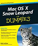 Mac OS X Snow Leopard FD (For Dummies)
