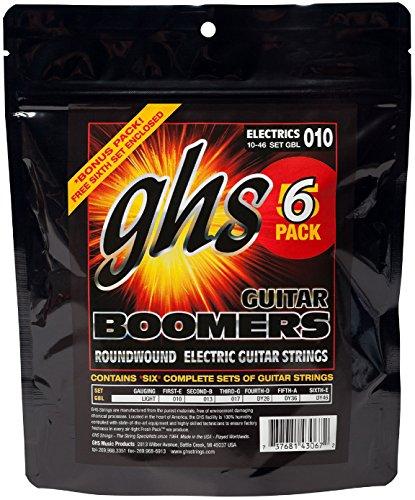 ghs-boomers-corde-da-chitarra-misura-light-10-46-confezione-da-5