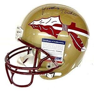 Jimbo Fischer Signed Florida State Seminoles Full Size Helmet Psa dna V51815 by Sports+Memorabilia
