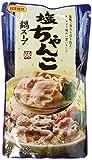 日本食研 塩ちゃんこ鍋スープ 720g×2個