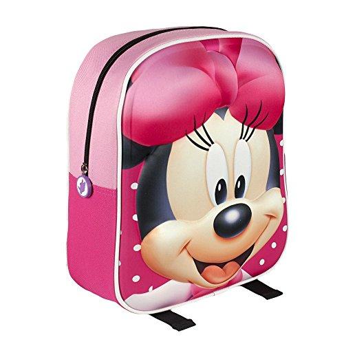 b7559e299d Minnie Mouse 2100001508 bambino Backpack - Valigie e trolley