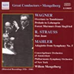 Mengelberg Conducts