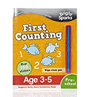 Bright Sparks First Counting