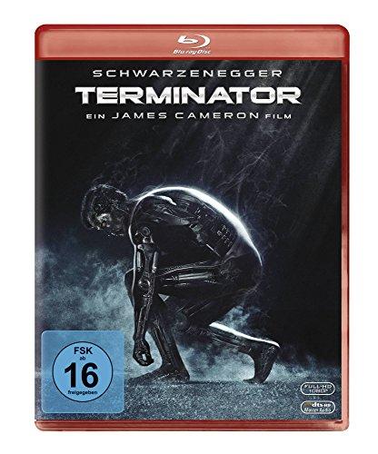 Terminator 1 [Blu-ray]