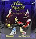 Disney Villians Shoe Pin Starter Kit