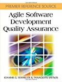 img - for Agile Software Development Quality Assurance by Ioannis G. Stamelos (2007) Hardcover book / textbook / text book